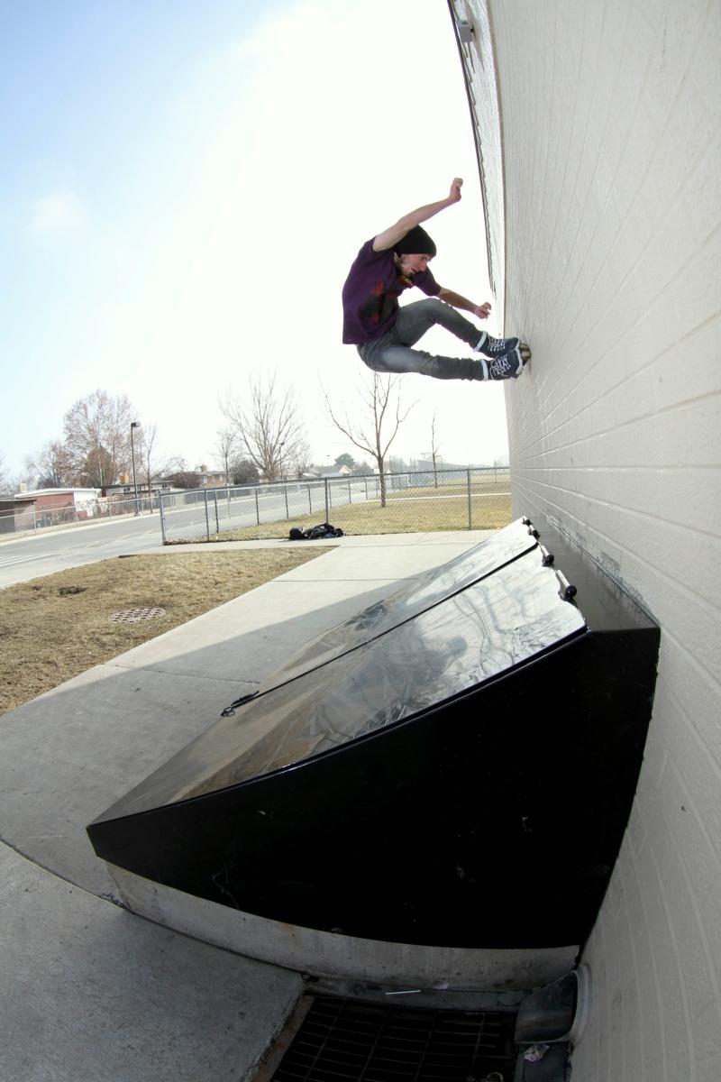 Tyson - AO Wall Ride