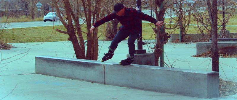 Matt Backslide Shuffle