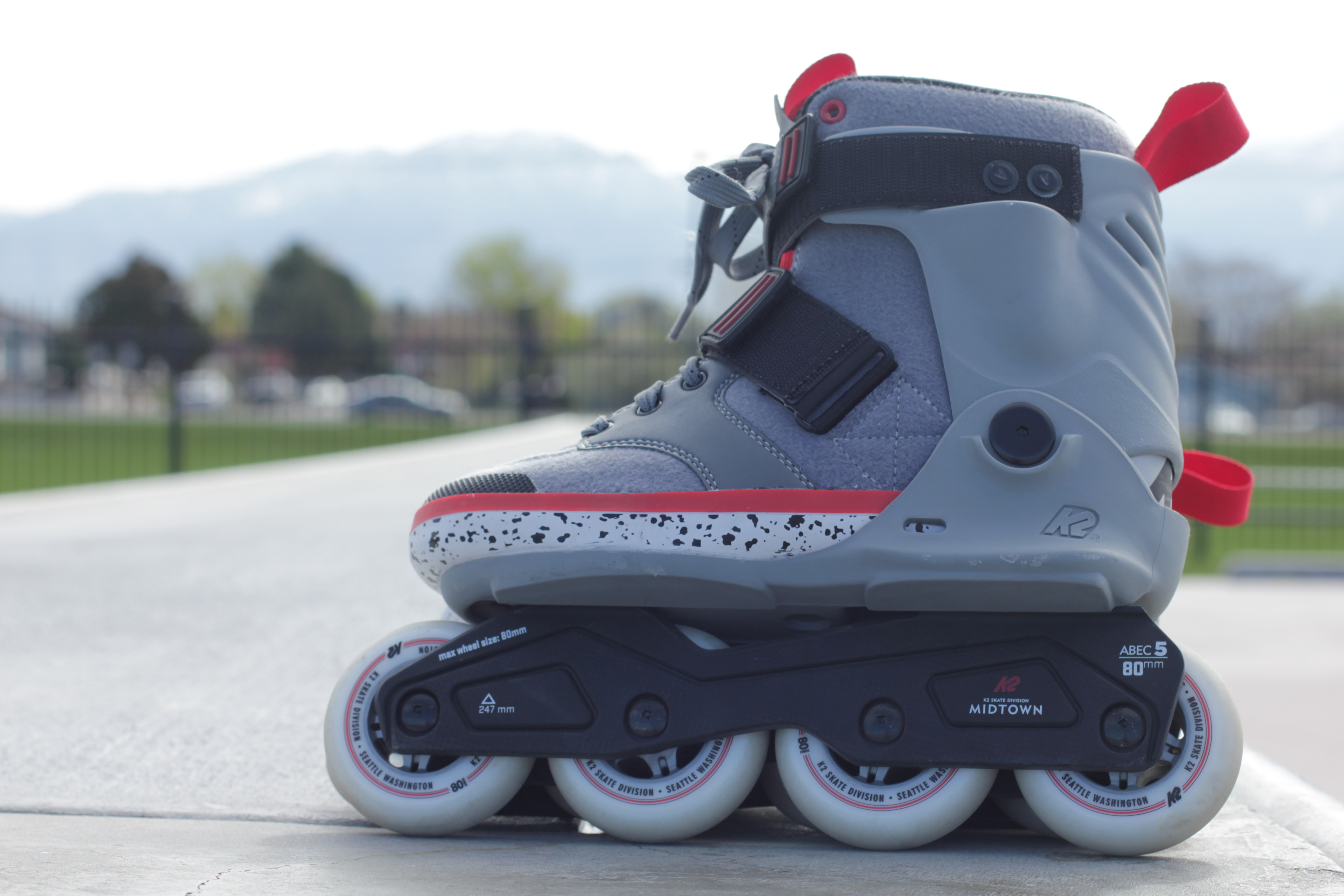 Inlineskating K2 Midtown Inline Skates